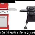 Best 2 burner gas grills-