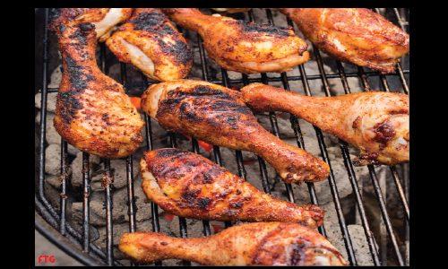 Chicken Drumsticks, and Thighs-
