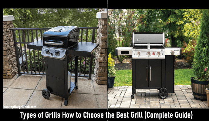 Types of Grill